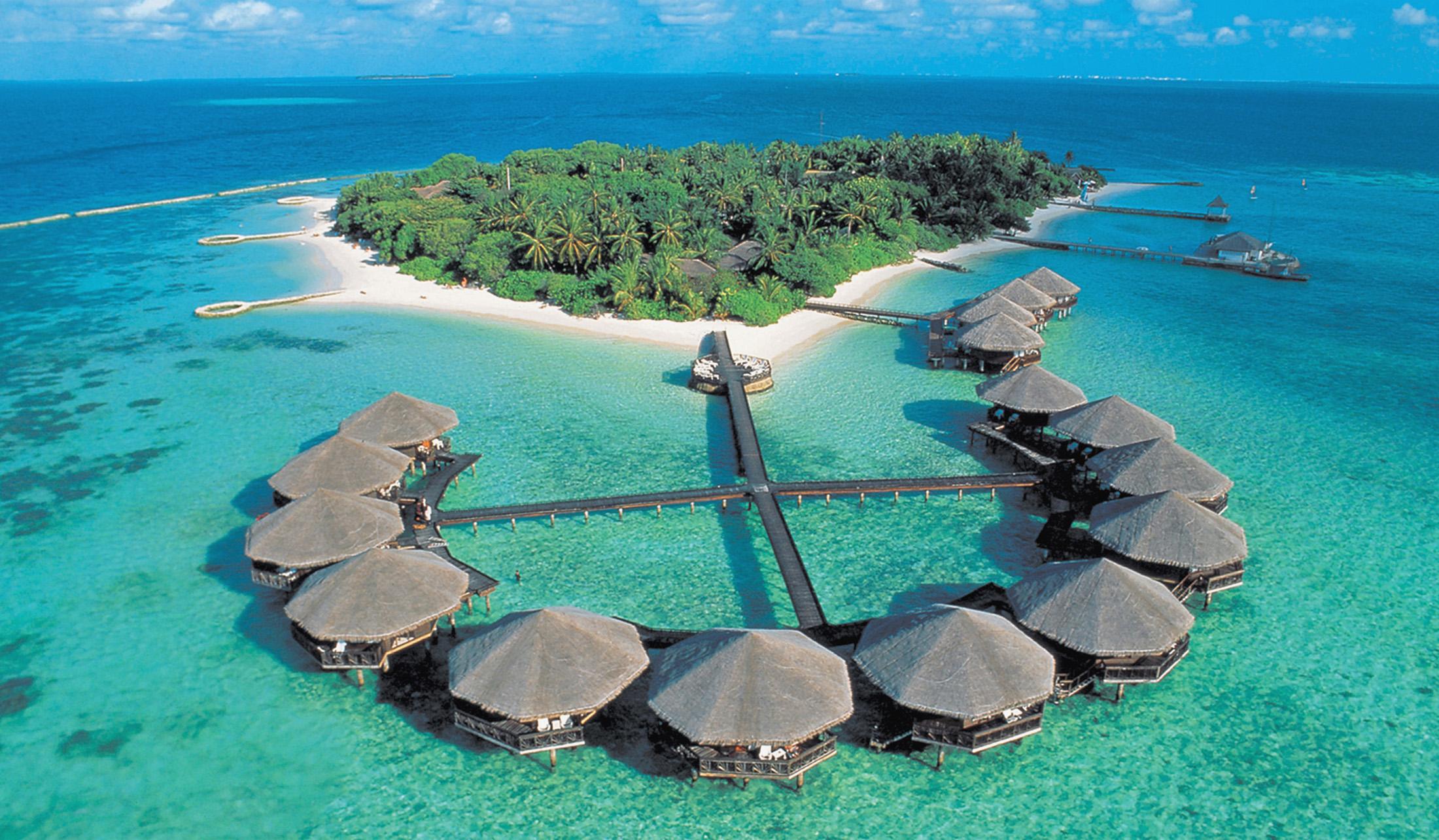 太平洋的珍珠 马尔代夫(美图)