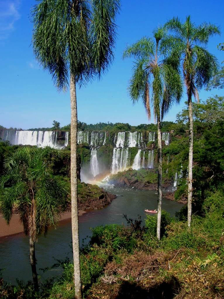 Iguazu Falls Argentina And Brazil Beautiful Places To Visitbeautiful Places To Visit