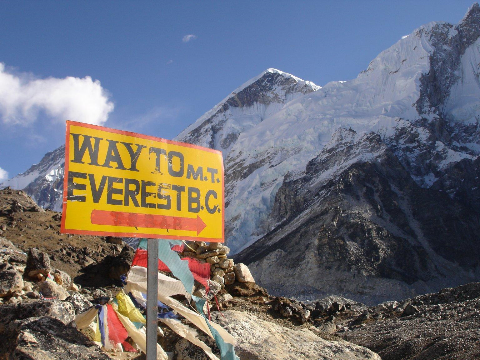 Mount Everest Base Camp, Nepal and Tibet | Beautiful ...