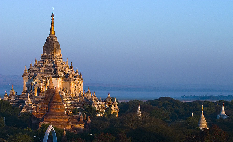 Bagan, Myanmar  Beautiful Places to Visit