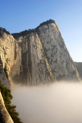 West Peak Mount Hua China