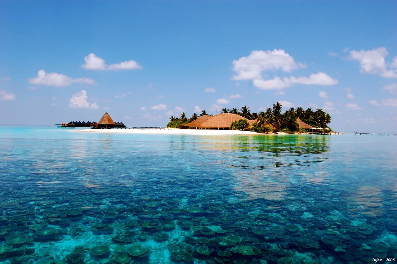 The Maldives - a beautiful place to visit