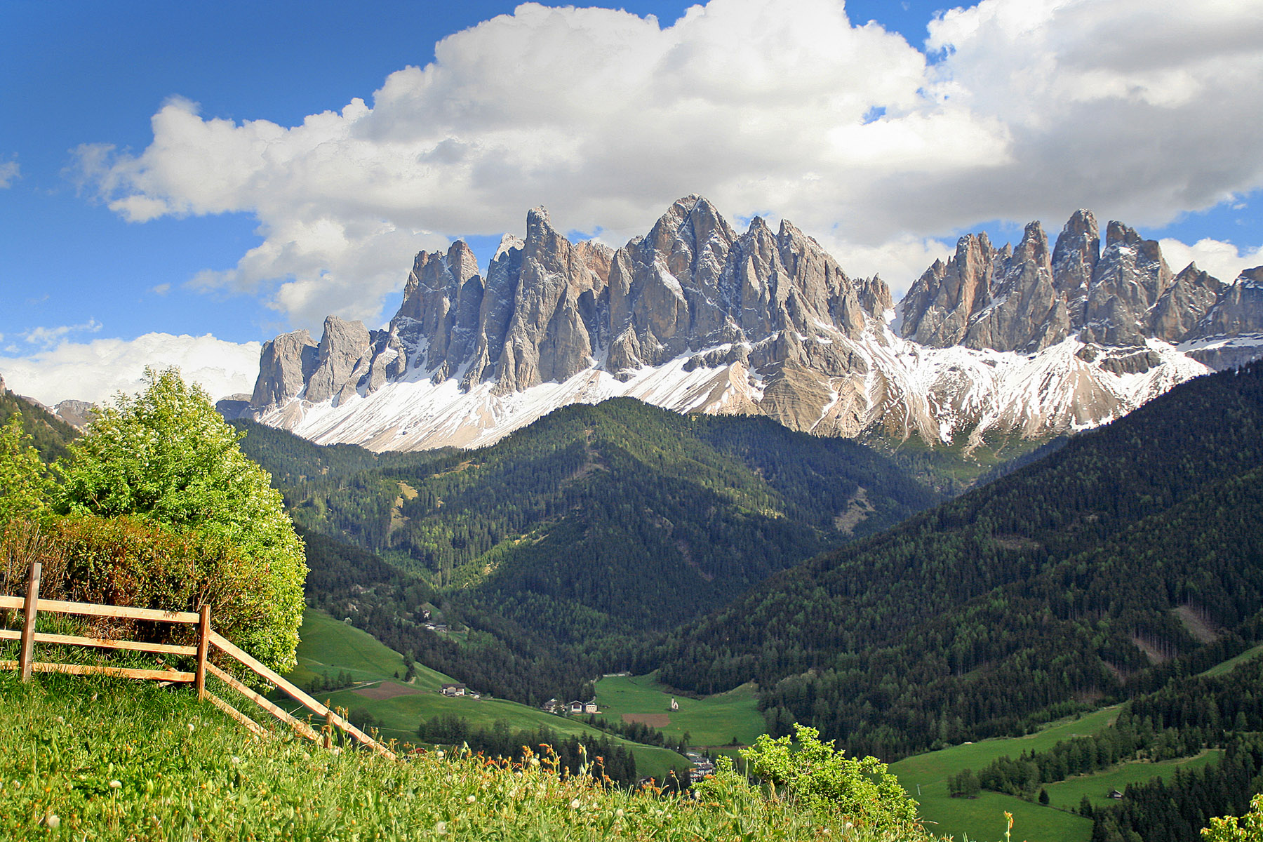 where in italian dolomites - photo #2