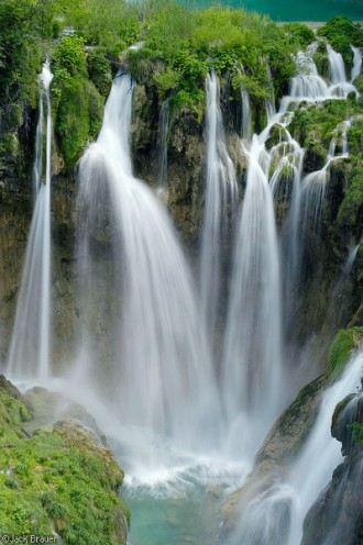 Plitvice Falls, Croatia