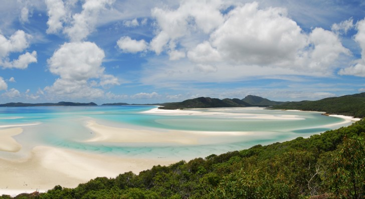 Whitehaven Beach, Whitsunday Island, Australia
