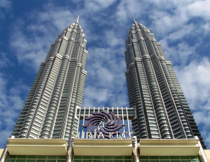 Petronas Twin Towers, Kuala Lumpur, Malaysia