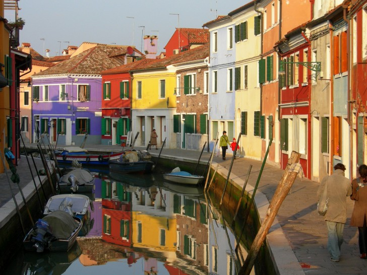 Burano -  Venice, Italy