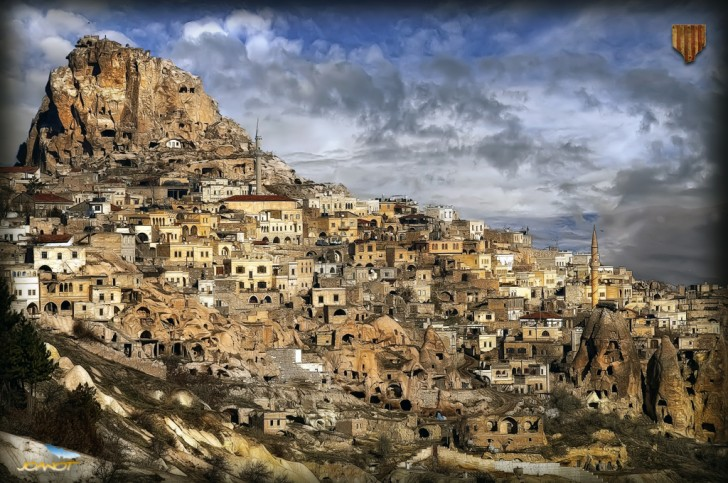 Greme, Cappadocia, Turkey