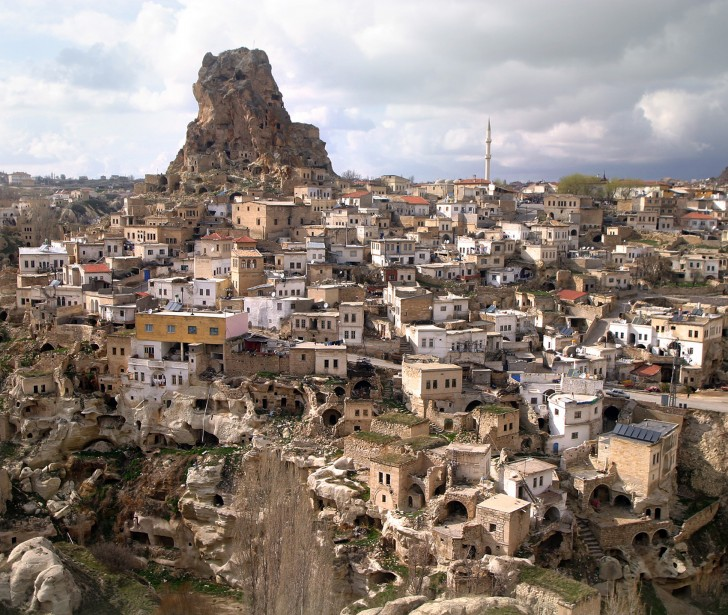 Ortahisar, Cappadocia, Turkey