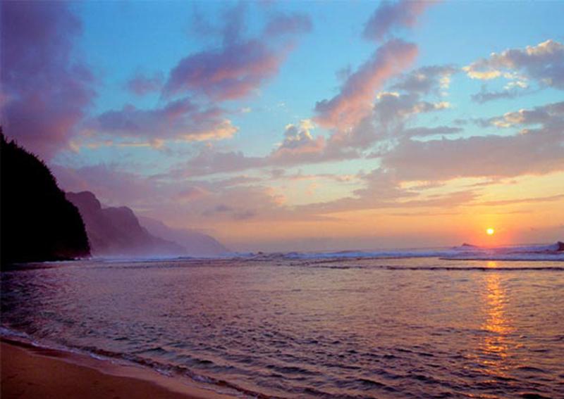 Poipu Beach Kauai Hawaii Usa Beautiful Places To Visit