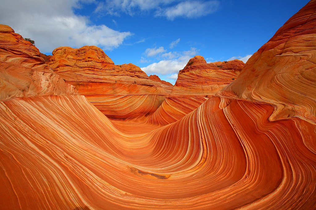 The Wave - Coyote Buttes North & South (Arizona & Utah)
