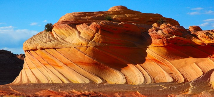The Wave, Coyote Buttes, Arizona, USA