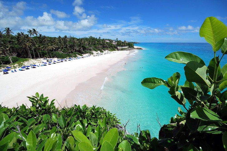 Crane Beach, Barbados