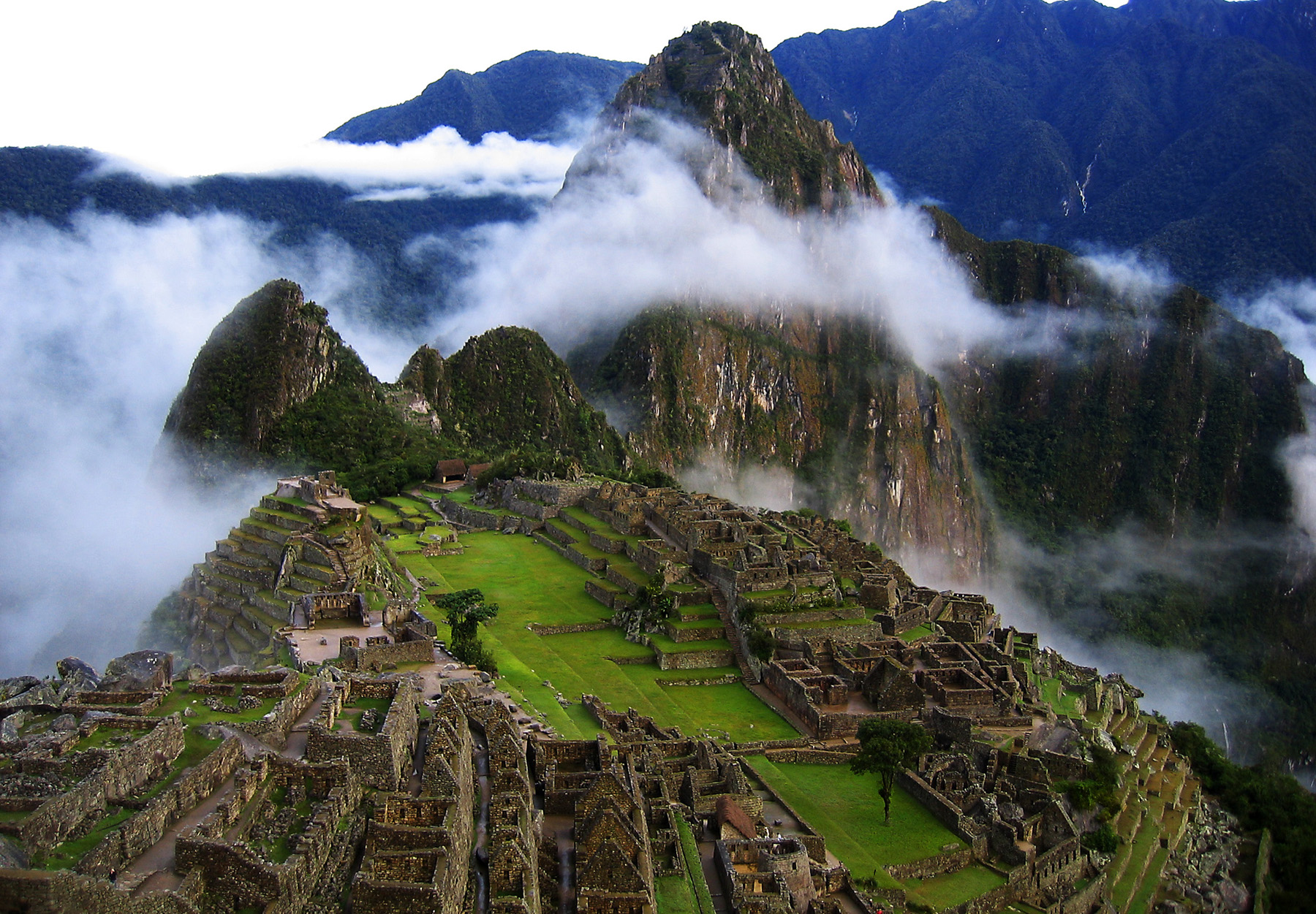 Machu Picchu Peru Beautiful Places To Visit
