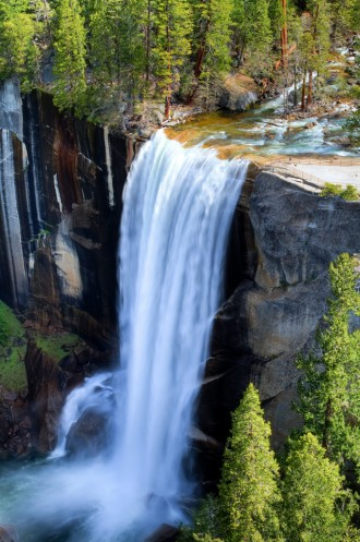 Vernal Falls - Yosemite National Park, California