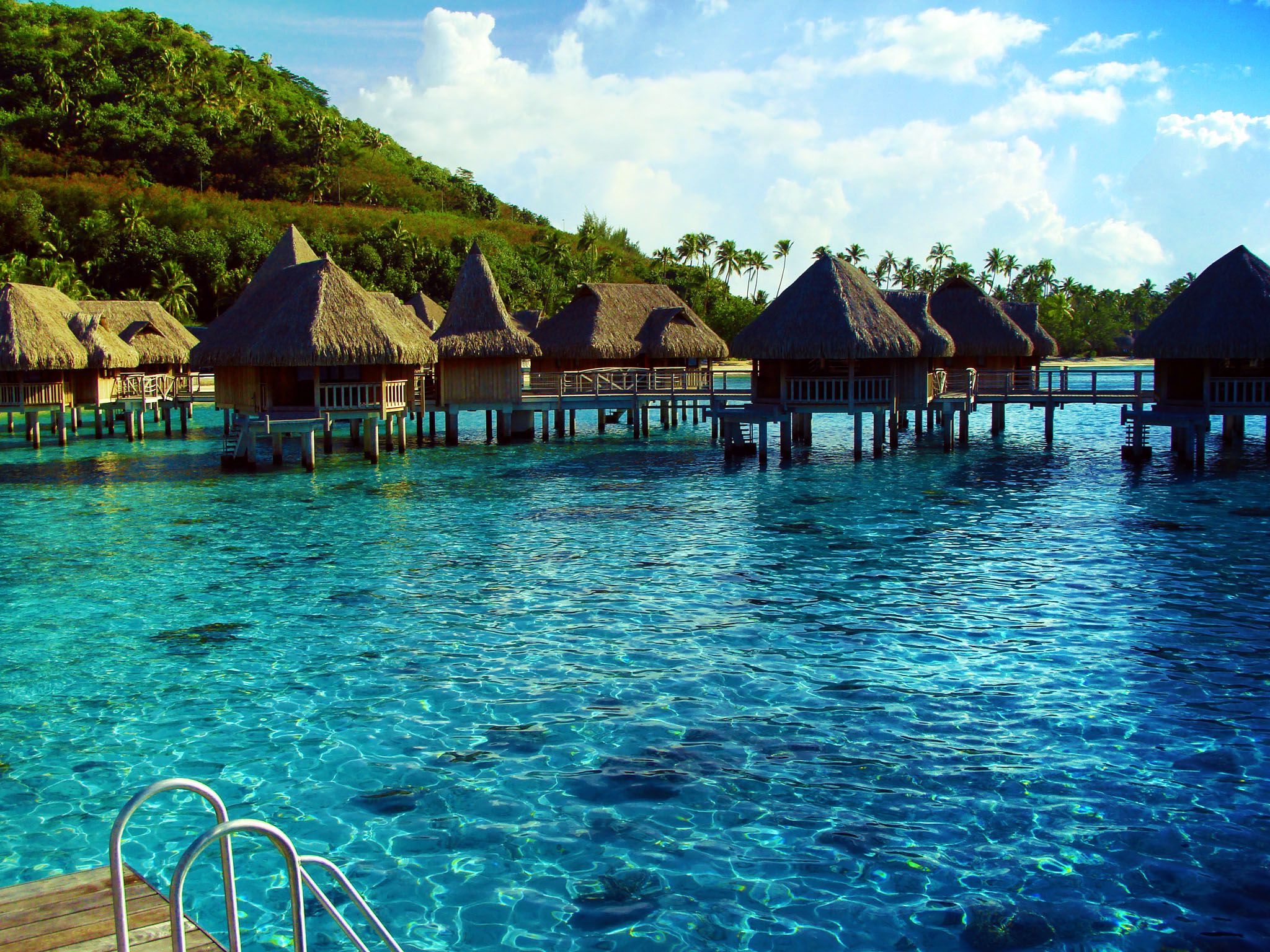 Moorea Island French Polynesia  City pictures : Papeete | Beautiful Places to Visit