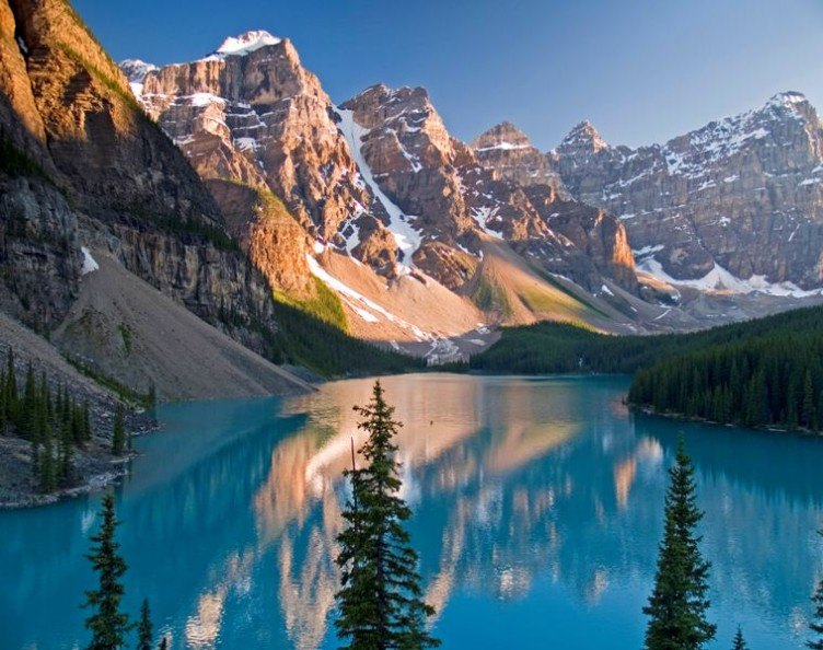 Moraine Lake, Glacier National Park, Montana