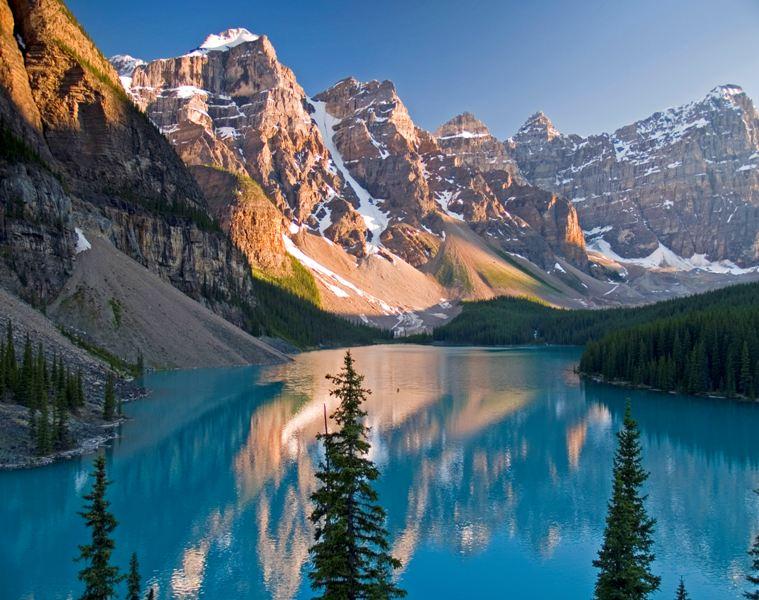 Glacier National Park Beautiful Places To Visit
