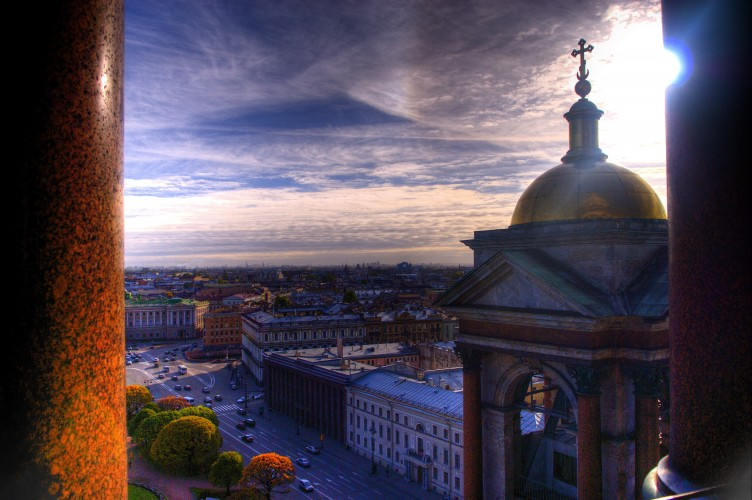 St. Isaac&#039;s Cathedral, St. Petersburg, Russia