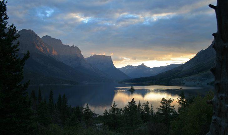 Glacier National Park Montana Usa Beautiful Places To Visit