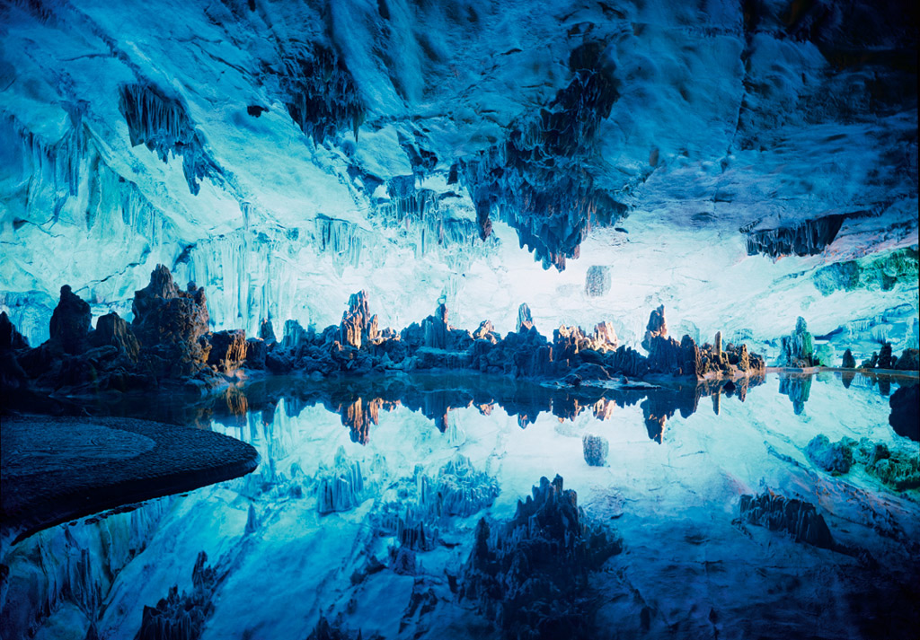 reed flute cave beautiful places to visit