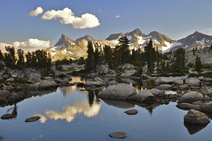 Ansel Adams Wilderness, Sierra Nevada, California