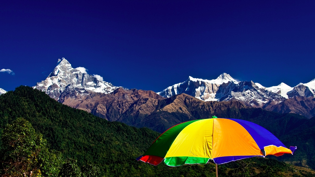 Annapurna Nepal Beautiful Places To Visit