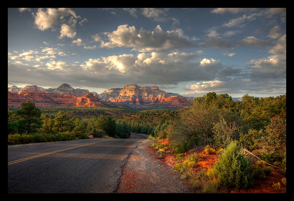 Red Rocks Of Sedona Arizona United States Beautiful Places To Visit